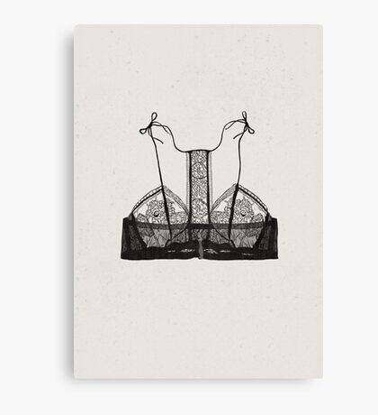 Lingerie-3 Canvas Print