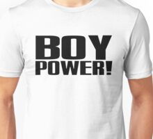 Boy Power! Unisex T-Shirt