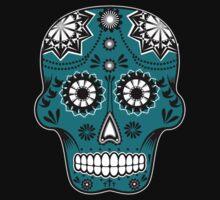 Sugar Skull by roccakid