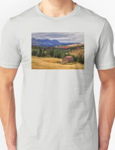 Montana Country Barn Unisex T-Shirt