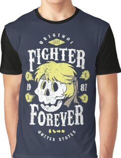 Fighter Forever Ken Graphic T-Shirt