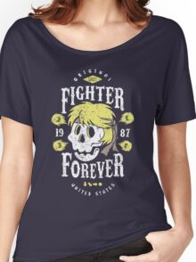 Fighter Forever Ken Women's Relaxed Fit T-Shirt