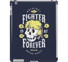 Fighter Forever Ken iPad Case/Skin