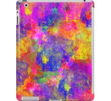 colours paint iPad Case/Skin