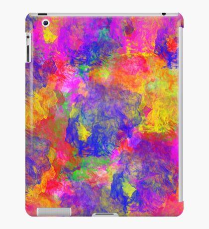 colours paint iPad Case/Skin