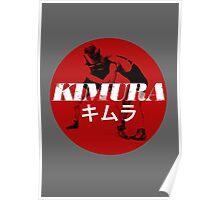 Kimura Poster