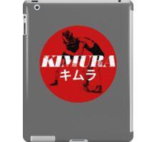 Kimura iPad Case/Skin