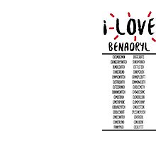 I Love Benedict Cumberbatch by Official Fantique