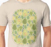 Avocado and broccoli Unisex T-Shirt