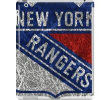 New York Rangers iPad Case/Skin