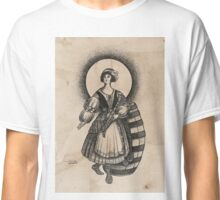 Scottish Female Classic T-Shirt