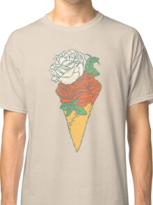 Rose ice cream Classic T-Shirt