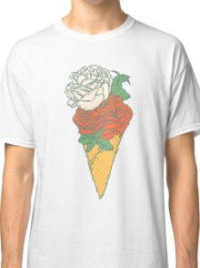 Rose ice cream Classic T-Shirt