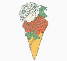 Rose ice cream Unisex T-Shirt