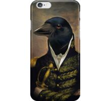 General William Crowing Cawison iPhone Case/Skin