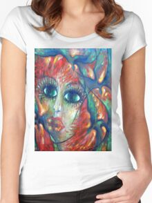 Dream I Women's Fitted Scoop T-Shirt