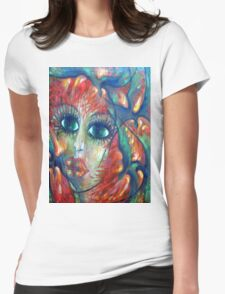 Dream I Womens Fitted T-Shirt