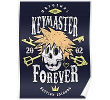 Keymaster Forever Poster