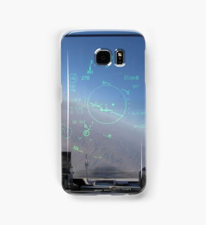The view out the front! Samsung Galaxy Case/Skin