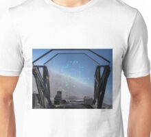 The view out the front! Unisex T-Shirt