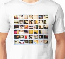Polaroid: give us those nice bright colors Unisex T-Shirt