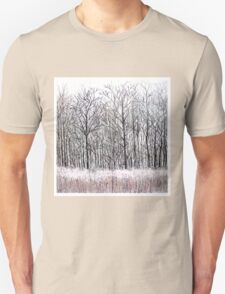 Waiting By Kenn. Unisex T-Shirt