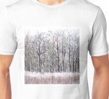Waiting By Kenn. Unisex T-Shirt