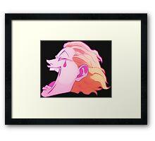 Hisoka do drugs Framed Print