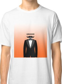 Groom Classic T-Shirt
