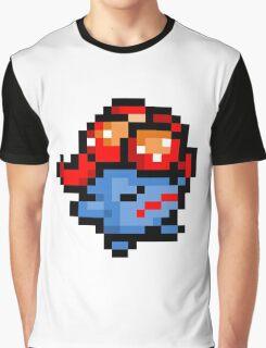 Pokemon 8-Bit Pixel Gloom 044 Graphic T-Shirt