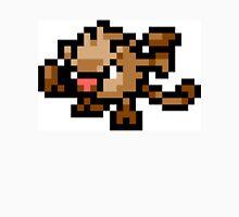 Pokemon 8-Bit Pixel Mankey 056 Unisex T-Shirt