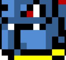 Pokemon 8-Bit Pixel Machoke 067 Sticker