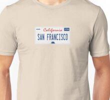 San Francisco. Unisex T-Shirt