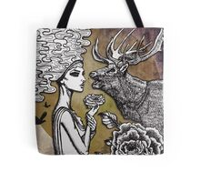 The Lonely Goddess Tote Bag