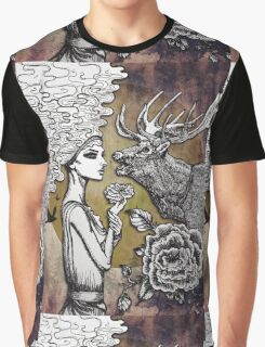 The Lonely Goddess Graphic T-Shirt