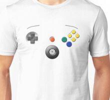 N64 Buttons Unisex T-Shirt