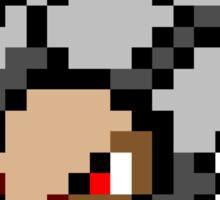 Pokemon 8-Bit Pixel Golem 076 Sticker