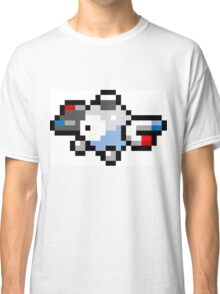 Pokemon 8-Bit Pixel Magnemite 081 Classic T-Shirt