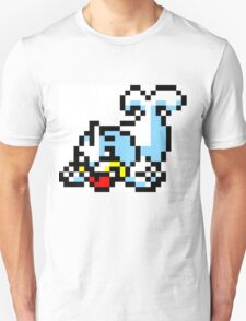 Pokemon 8-Bit Pixel Seel 086 Unisex T-Shirt