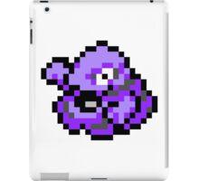 Pokemon 8-Bit Pixel Grimer 088 iPad Case/Skin