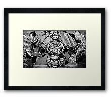 Conspiracy Framed Print