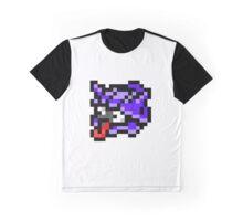 Pokemon 8-Bit Pixel Shellder 090 Graphic T-Shirt