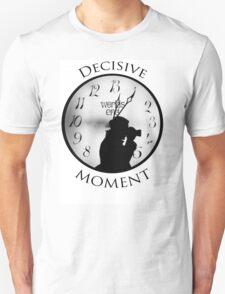 DECISIVE MOMENT T-Shirt