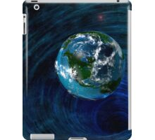 Earth Is In Trouble iPad Case/Skin