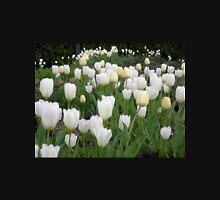 White Tulips at Dusk Unisex T-Shirt