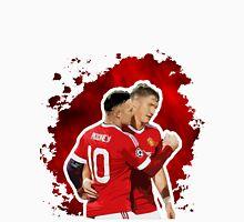 Wayne Rooney and Bastian Schweinsteiger Unisex T-Shirt