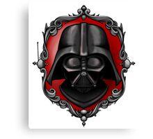 Dad Vader Canvas Print