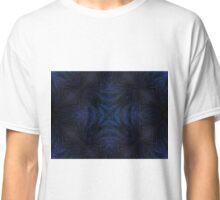 Tiefes Blau Classic T-Shirt