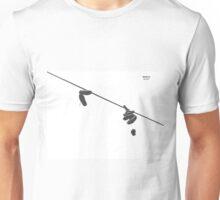 Behind an History / Detras de una Historia Unisex T-Shirt