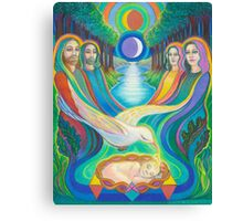 The Prophecy Canvas Print